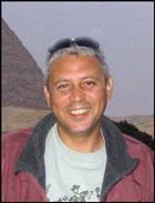 Ehab Mahmoud, Egyptian Egyptologist Tour Guide
