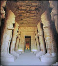 Travelers' Photos - Abu Simbel by Lex Floyd Page